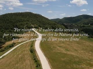 Il Borgo | Gubbio // Droinwork APR Aerial Services