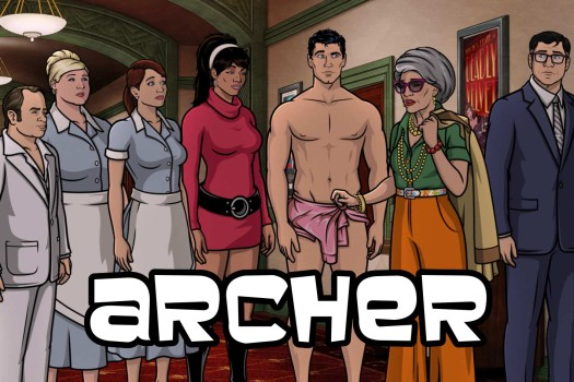 Archer, la série