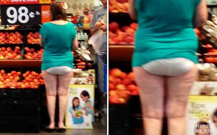 The 20 Most Ridiculous People of Walmart Photos -05