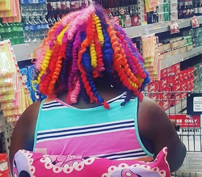 The 24 Weird People of Walmart That Are on Another Level -20