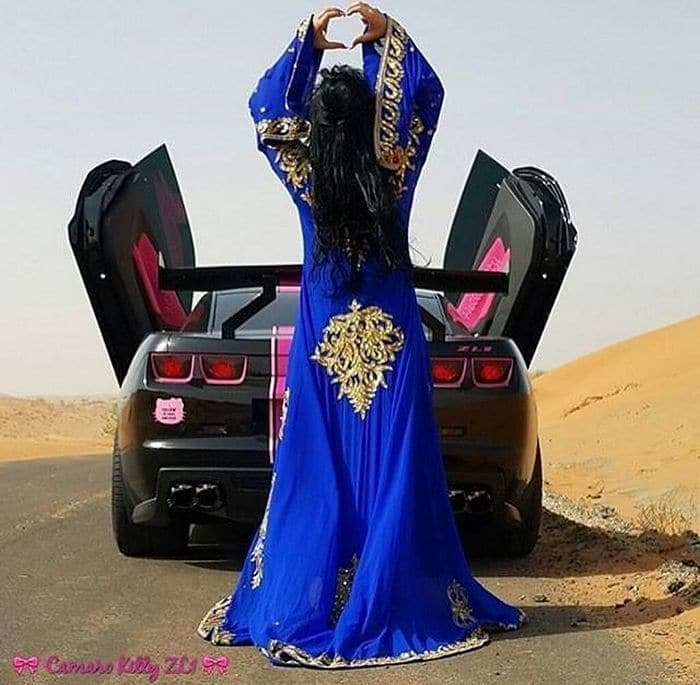 37 Pics of Rich Kids of Saudi Arabia That Will Amaze You -13