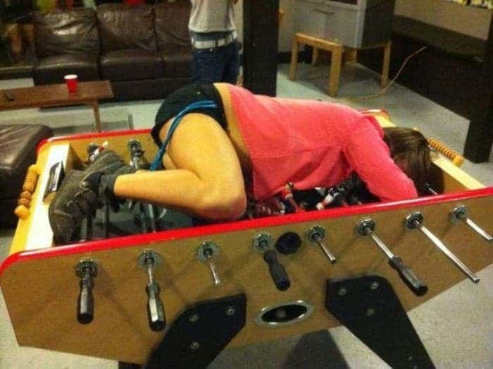 48 Ridiculous Drunk People That Will Shock You -33