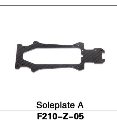 Soleplate A F210-Z-05
