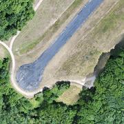 Orthomosaique et topographie par drone en un seul vol !