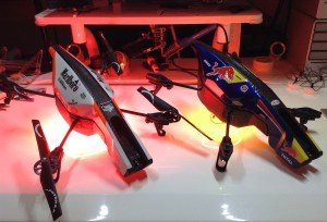 AR.Drone Mods by KM