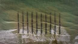 Drone Littoral- Baie de Wissant