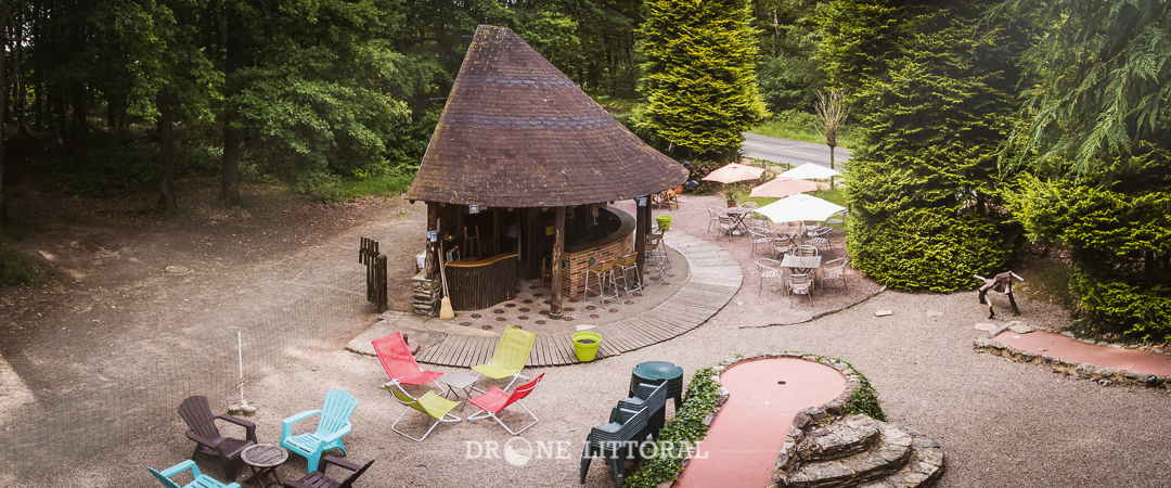 Drone Littoral - Coco plage café