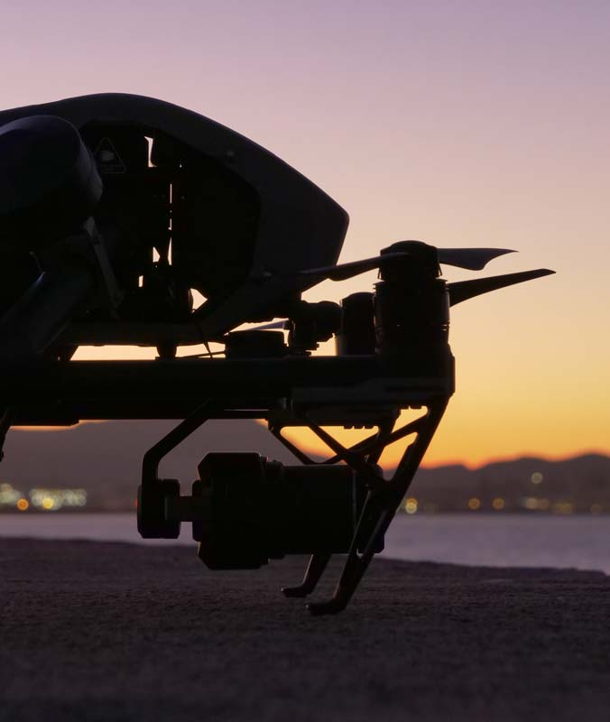Drone Marseille