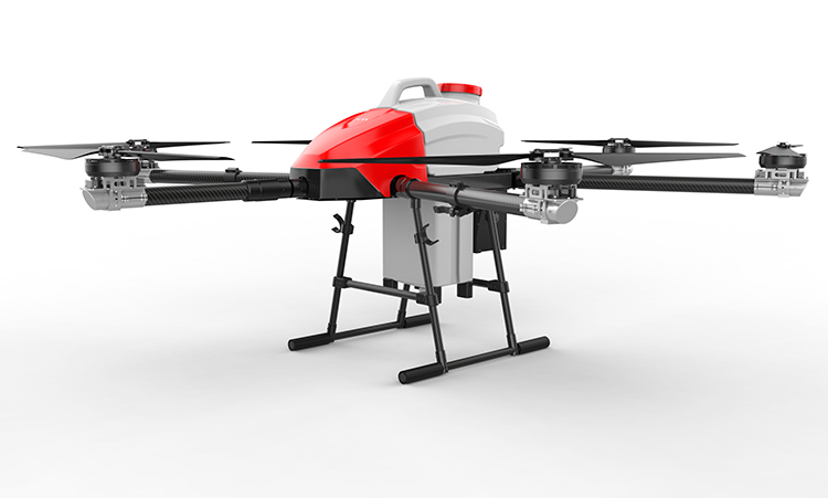 Agricultural Spraying Drone