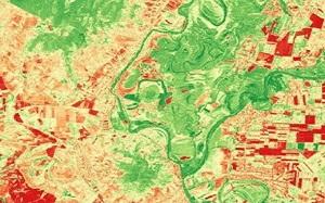 indice-idrico Mappe multispettrali