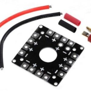 CRIUS MultiCopter Multi-Tri Copter Power Batteria ESC Connection Board 13251