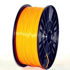 PLA 1.75mm 1KG 3D printer consumables orange HIGH QUALITY GARANTITA SU MAKERBOT, MULTIMAKER, ULTIMAKER, REPRAP, PRUSA