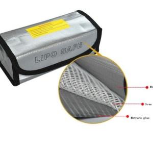LiPo Battery Safety Bag bag LiPo Battery Guard Sack charge battery protection bag for LiPo battery 185 * 75 * 60mm