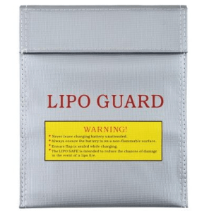 Lipo Guard 180*230mm Battery Bag