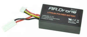 Care and Feeding of AR Drone Batteries