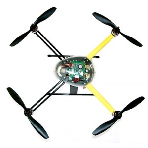 Review: LotusRC T380 / Rotor Concept HPQ-1 QuadCopter