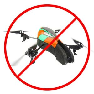 Why are there so few negative reviews on drones and quadcopters?