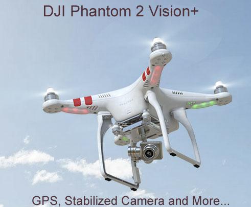Phantom 2 Vision+