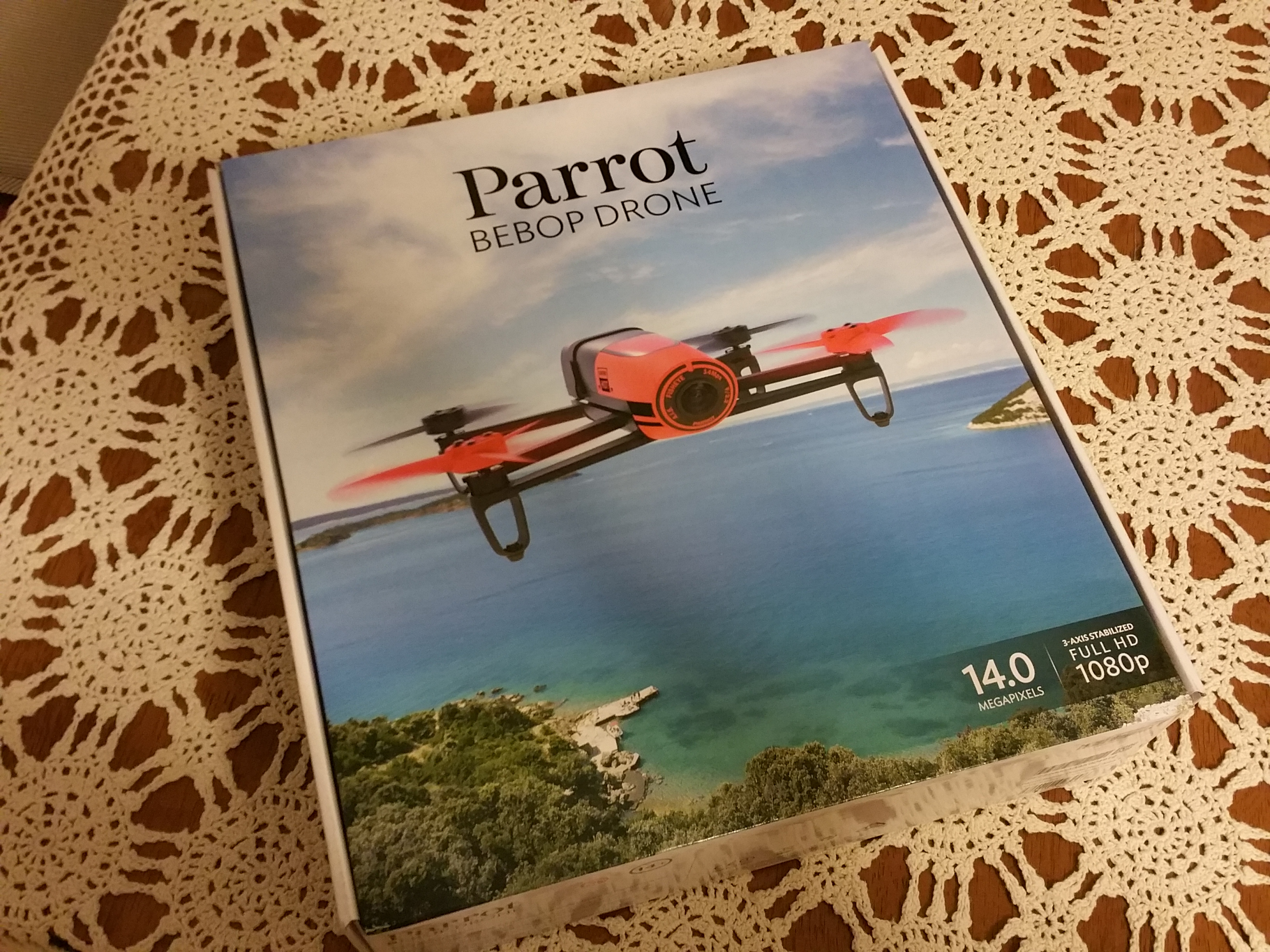 Parrot BeBop Quadcopter Review