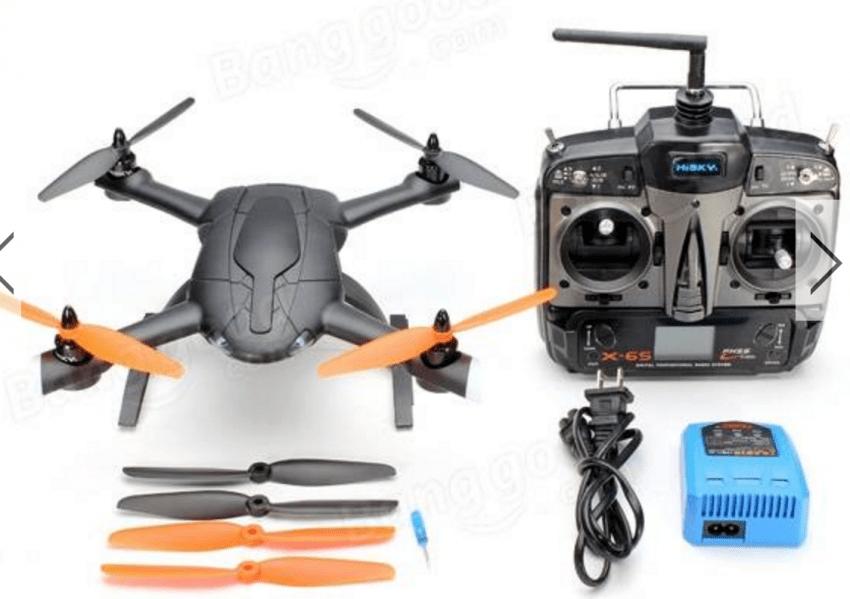 Hisky HMX260 Brushless Quadcopter
