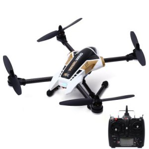 HK 251 Whirlwind Brushless Quadcopter Review