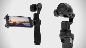 DJI Osmo Handheld Stablized Camera – First Look and Review