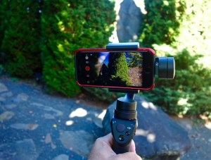DJI Osmo Mobile Review – a Steady Cam for your Smartphone –