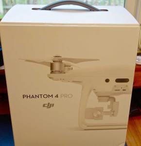 Phantom 4 Professional – 20 Megapixel Prosumer Drone – First Look