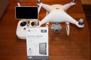 Seagate DJI Fly Drive – Hard Drive to match your DJI