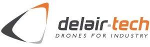 Delair-Tech Logo