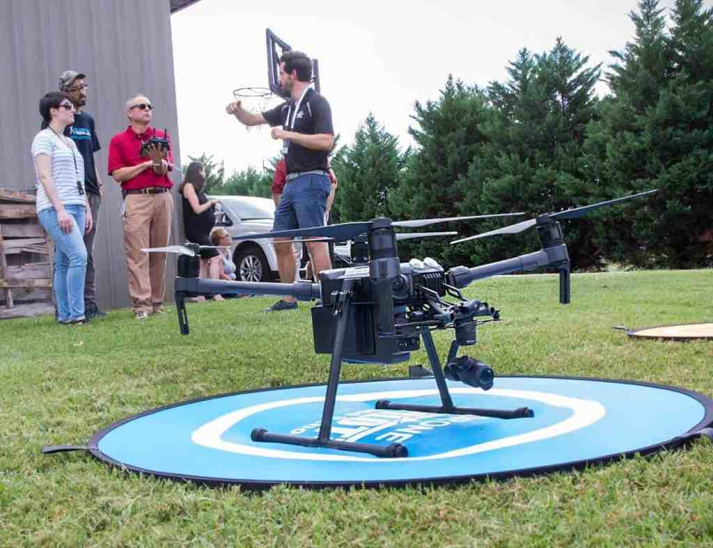 Training Your Visual Observer (VO) for a Drone Flight Mission