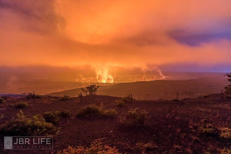 drone-volcano-hawaii