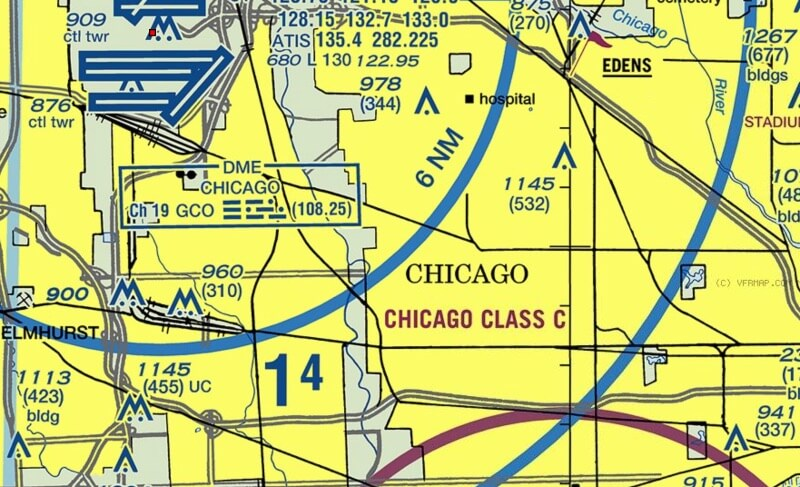 faa drone testing centers Illinois
