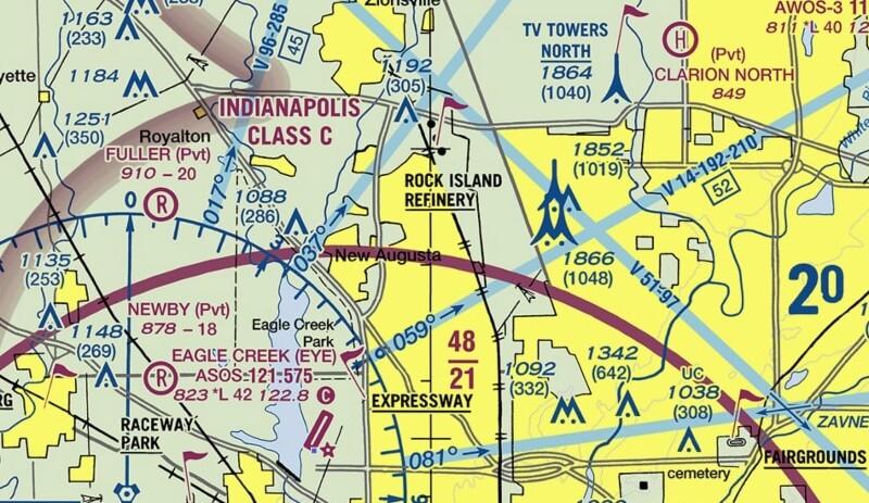 faa drone testing centers Indiana