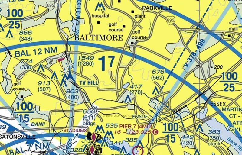 faa drone testing centers Maryland