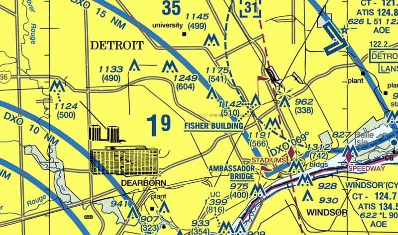 faa drone testing centers Michigan