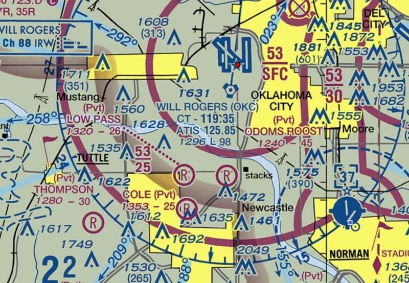 faa drone testing centers Oklahoma
