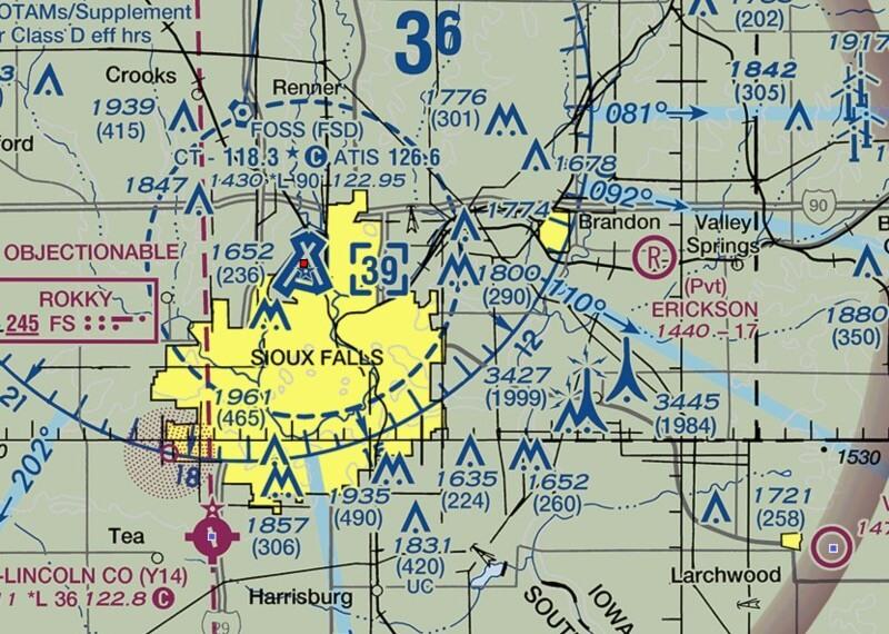 faa drone testing centers South Dakota