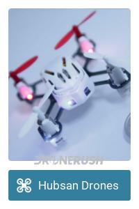 Hubsan Drones Guide