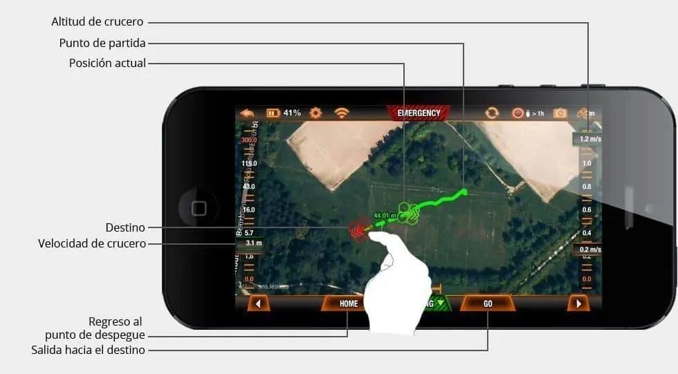 drone parrot ar 2.0