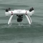 Splash Drone Mariner II. El nuevo drone resistente al agua