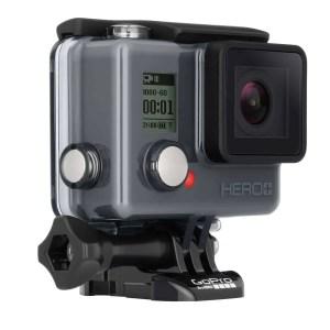 GoPro HERO: La cámara de bajo coste de GoPro
