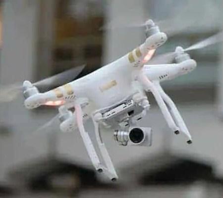 drone phantom 3
