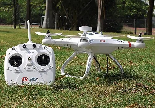Cheerson-CX-20-Quadcopter-10M-Per-Second-GPS-hold-Auto-Return-300M-Remote-Range-Camera-Mount-2700mAh-Battery-0-2