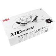 Syma-X11C-Mini-Drone-Cuadricptero-RC-Air-RTF-20-Mp-Cmara-4-Canales-24GHz-Luz-LED-Negro-0-7