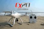 Cheerson CX-20. Un drone amateur con prestaciones profesionales