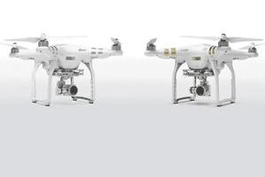 Phantom 3; Advanced y Professional. Dos modelos, dos cámaras