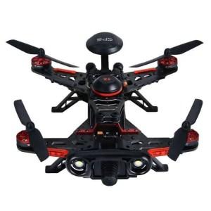 Walkera Runner 250 y Runner 250 Advanced. Drones de carreras con FPV