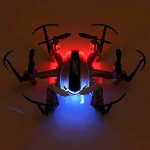 Haibei-H20-Hexrcopter-24G-4-Canales-6-Axis-Gyro-Drone-Rc-Quadcopter-3D-Modo-sin-Cabeza-Rollover-Rojo-0-1