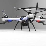 Blueskysea-regalo-libre-JJRC-H16-Tarantula-X6-drone-4CH-RC-Quadcopter-gran-angular-cmara-de-5MP-Hyper-IOC-extra-Bateras-2pcs-1200mAh-0-3